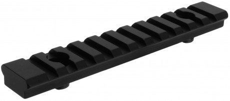 M-LOK Accessory Picatinny Section Rail/5""
