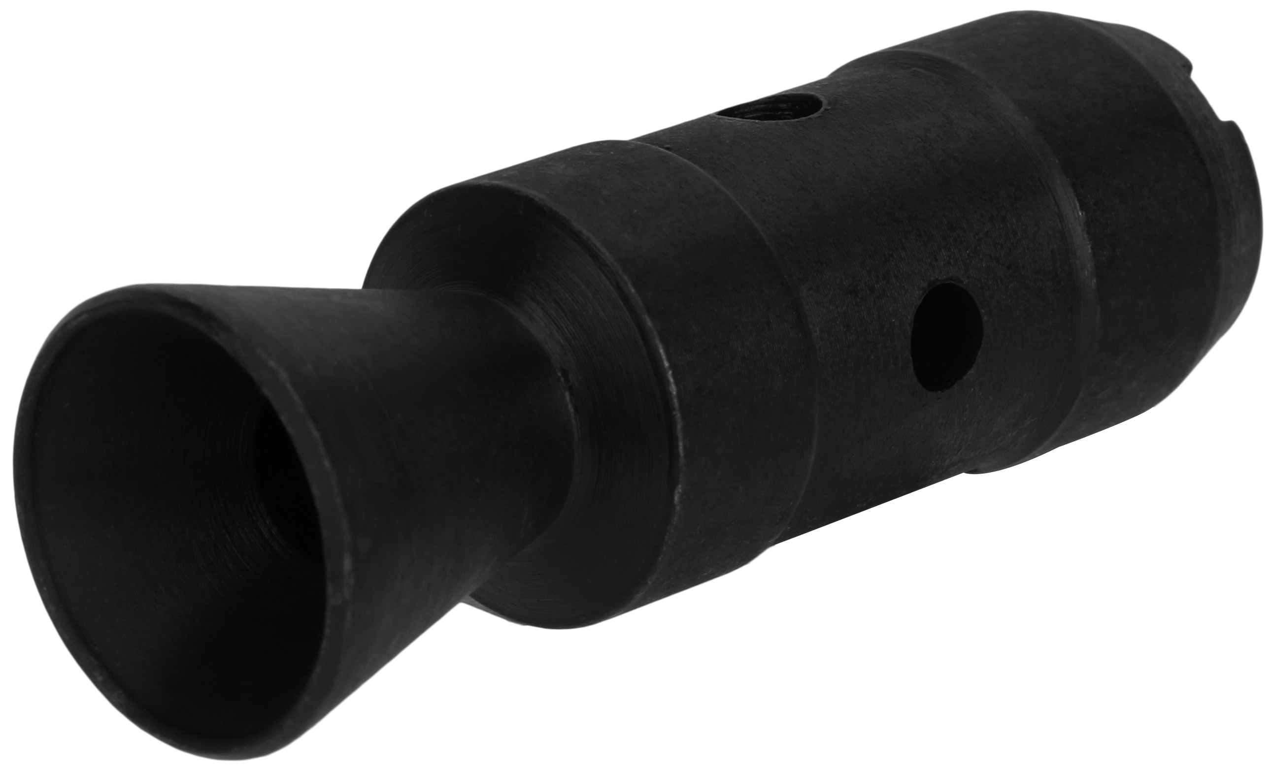 14-1 LH Thread Bell Shape Muzzle Brake (7 62x39)